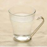 朝に一杯の白湯